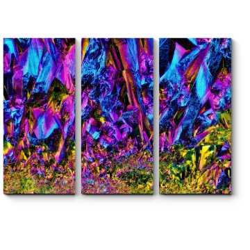 Уникальные цвета кристаллов