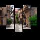 Старинная улочка Барселоны