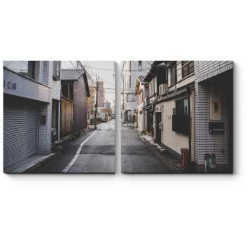 Узкие улочки Киото