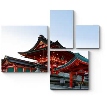 Святилище Фусими Инари, Киото