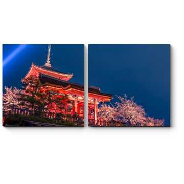 Праздник весны в Киото