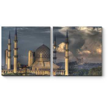 Голубая мечеть, Куала-Лумпур