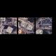 Взгляд на город с высоты птичьего полета