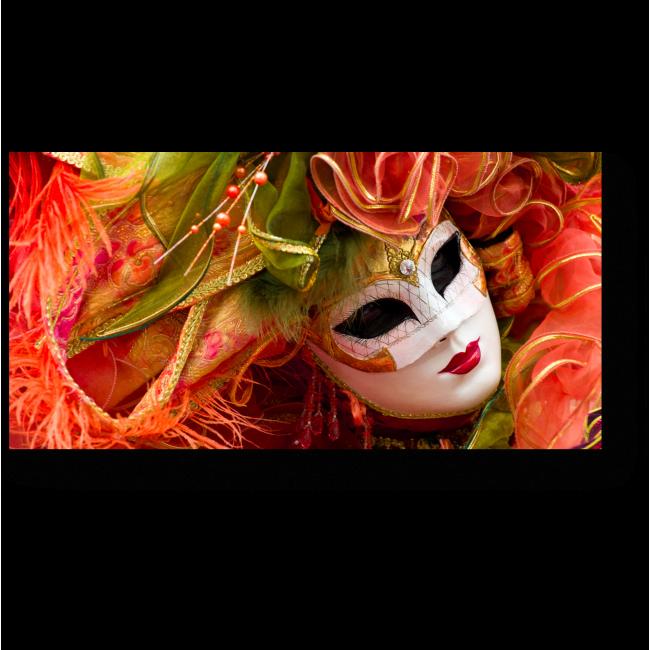 Модульная картина Французский карнавал