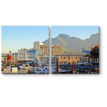 Чарующие виды Кейптауна
