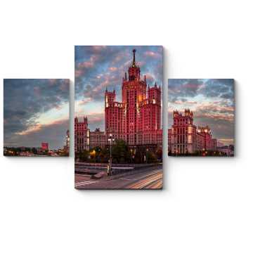 Величественная Москва