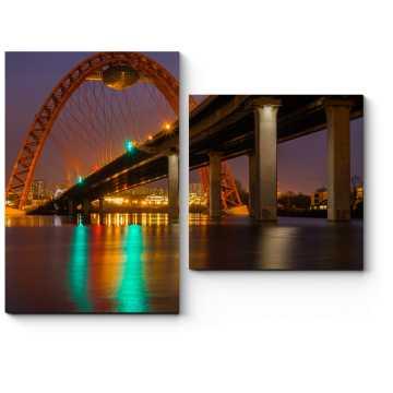 Мост через Москву реку