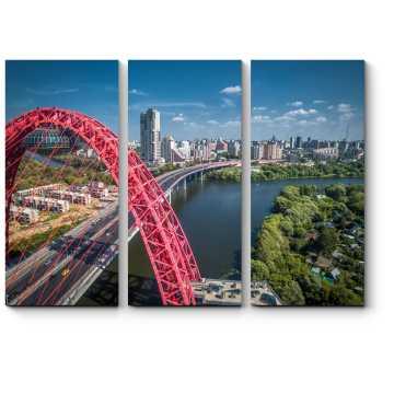 Мост в город