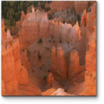 Крутой каньон