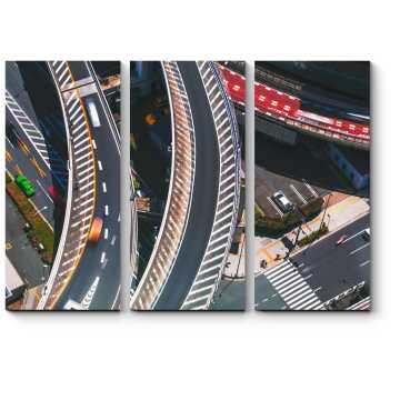 Надземные дороги Токио
