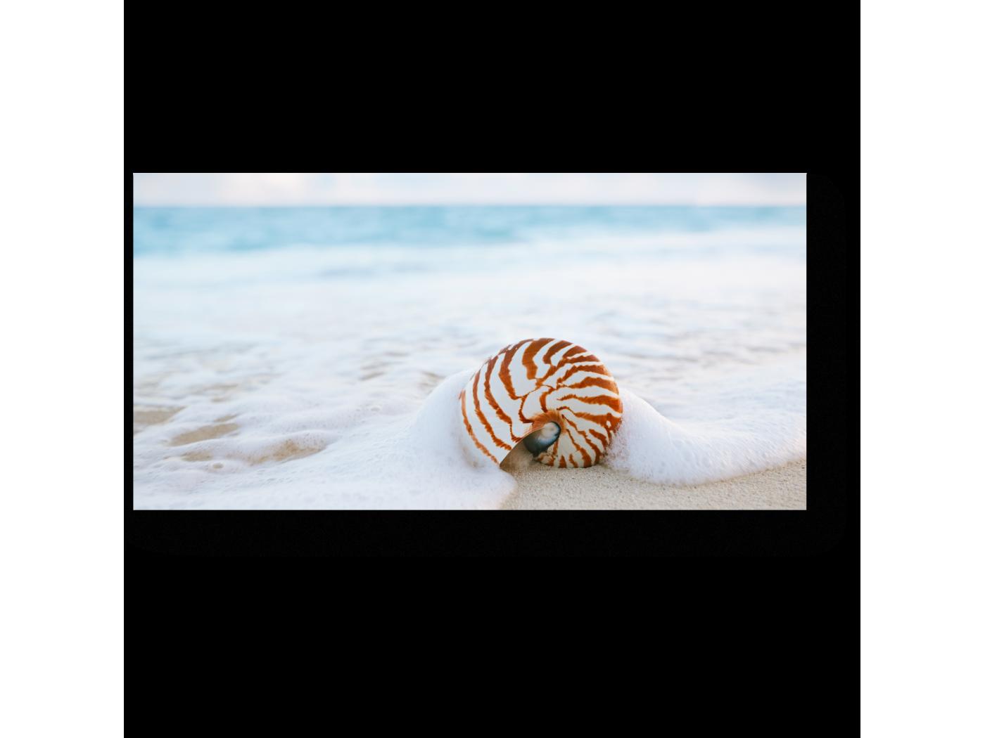 Модульная картина Морской прибой (40x20) фото