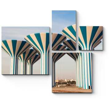 Башни Кувейта