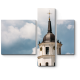 Колокольня в Литве