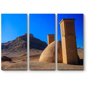 Кирпичные башни