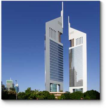 Роскошный отель в Дубае