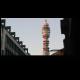 Телевизионная башня на закате