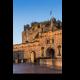 Эдинбургский замок на рассвете