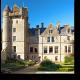 Замок Белфаст в Северной Ирландии