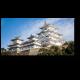 Замок Белой Цапли в Японии