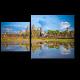 Знаменитый храмовый комплекс Ангкор-Ват