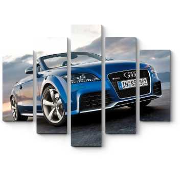 Модульная картина Audi TT