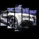 Audi S7 в Париже