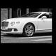 Британский роскошный автомобиль Bentley