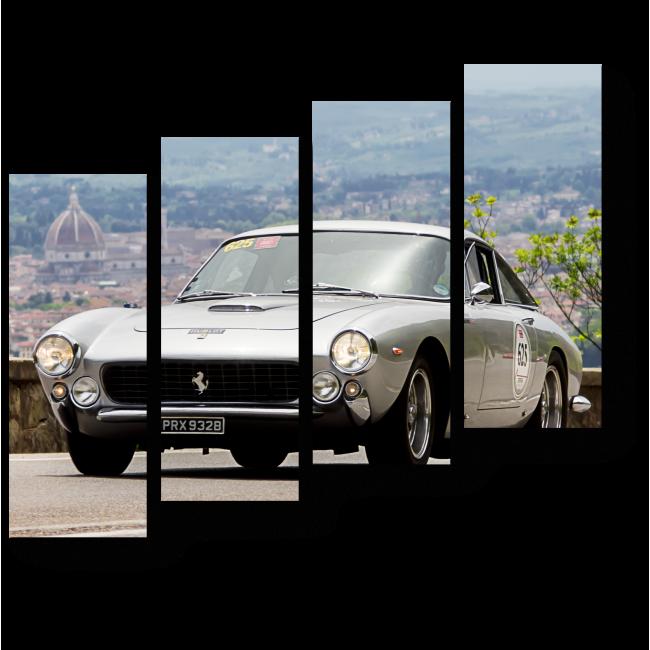 Модульная картина FERRARI 250 GT