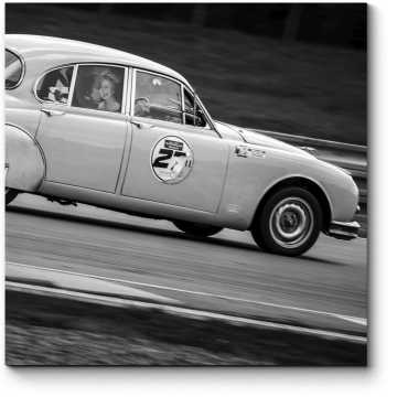 Модульная картина Classica Trophy drive