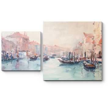 Живопись маслом. Венеция