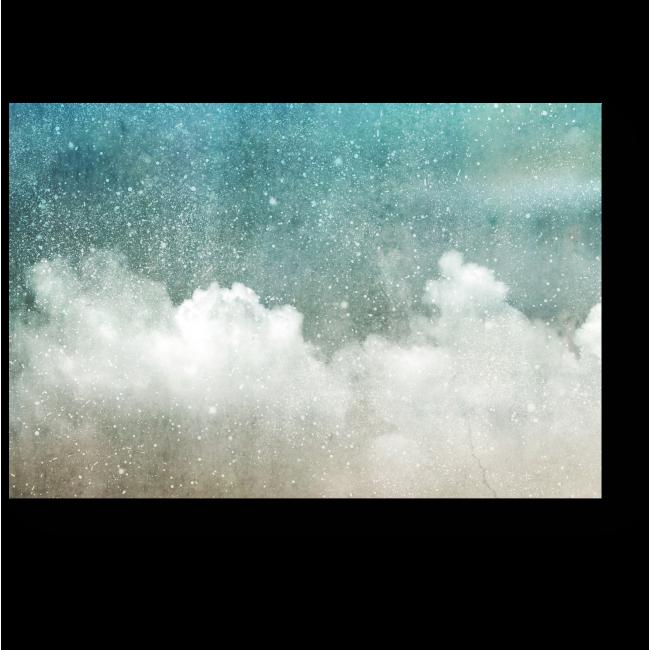 Модульная картина Романтический фон неба