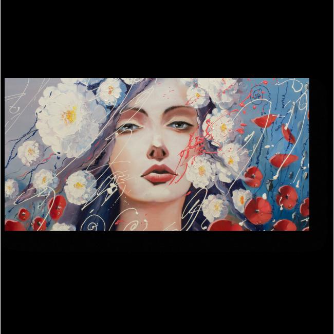 """Модульная картина Картина маслом """"Слезы Венеры"""""""