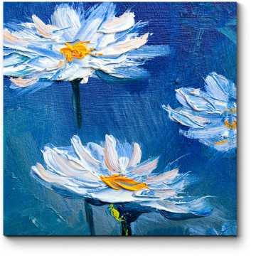 Одинокие цветы