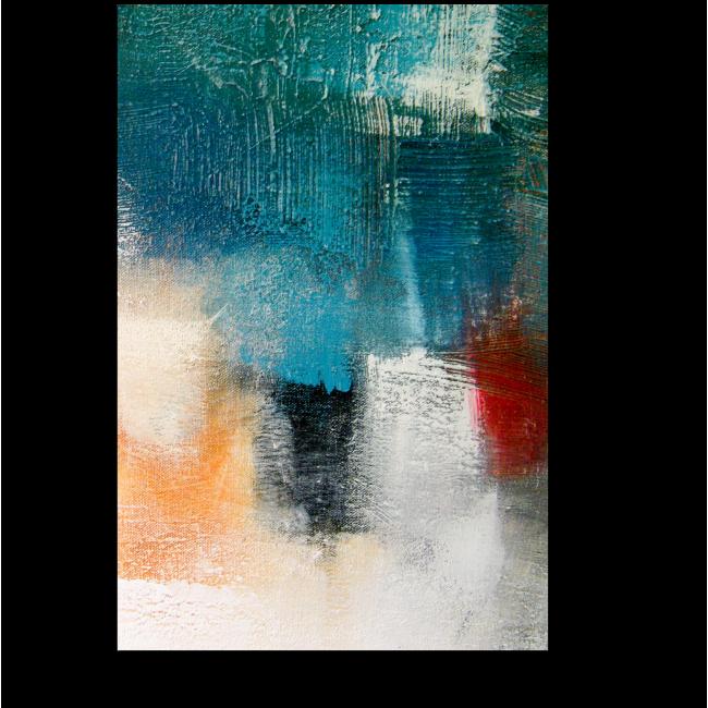Модульная картина Акриловая живопись