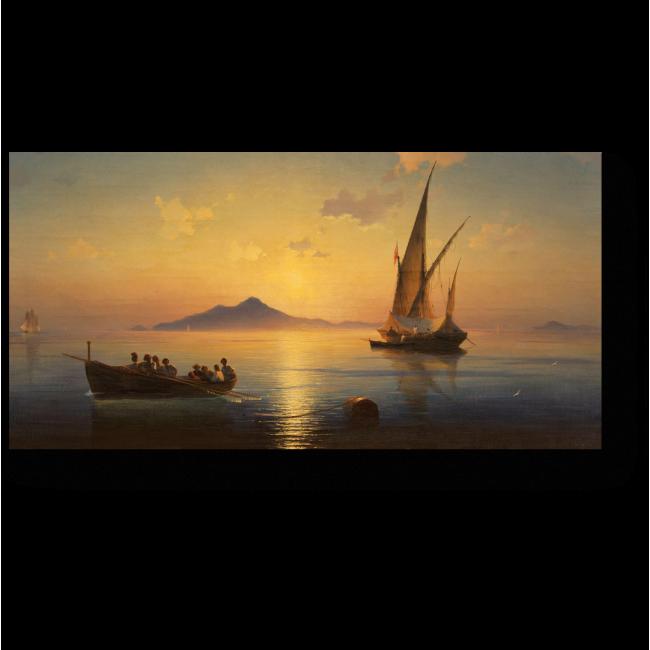 Модульная картина Неаполитанский залив