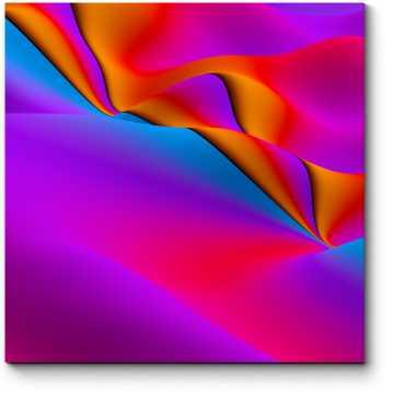 Модульная картина Спектр #11