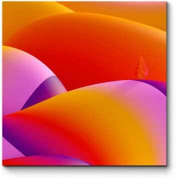 Модульная картина Спектр #12