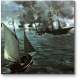Сражение между кораблями «Кирсардж» и «Алабама»