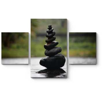 Камни в воде