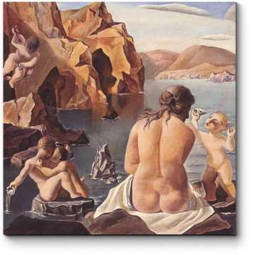 Венера и Кипидоны