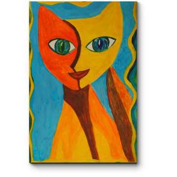 Кошка Пикассо