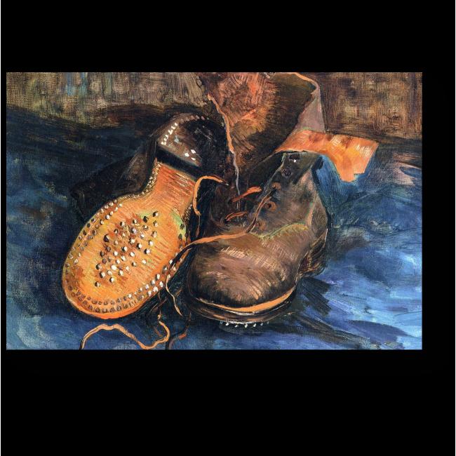 Модульная картина Пара ботинок