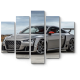 Модульная картина Audi