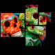 Символ смерти. Краски Мексики.