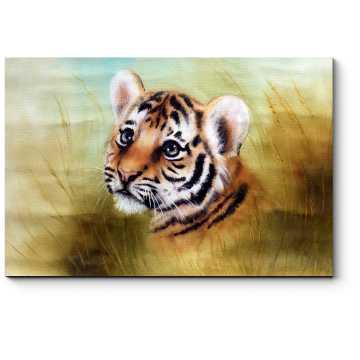 Милейший тигренок