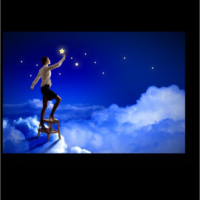 Модульная картина На пути к звёздам