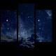 Звездное небо, завораживающая ночь