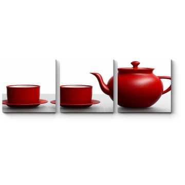 Чайное трио