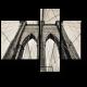 Бруклинский мост, винтаж