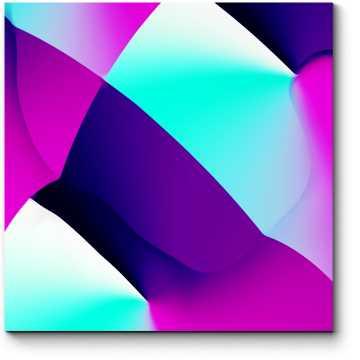 Модульная картина Спектр #8